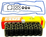 VALVE COVER GASKET KIT & SPRING W/ COMPRESSOR TOOL W/O RETAINER FOR FORD BARRA 240T 245T 270T 4.0 I6